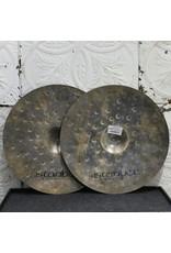 Istanbul Agop Cymbales hi-hat Istanbul Agop XIST Dry Dark 17po (968/1518g)