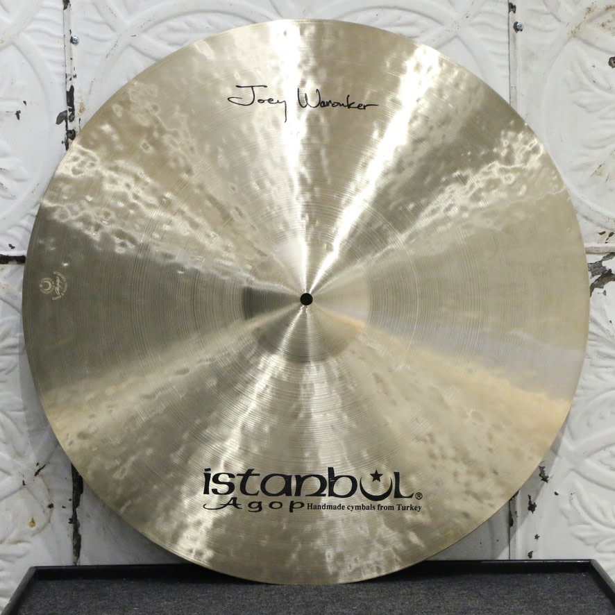 Istanbul Agop Cymbale ride Istanbul Agop Joey Waronker 24po (3158g)