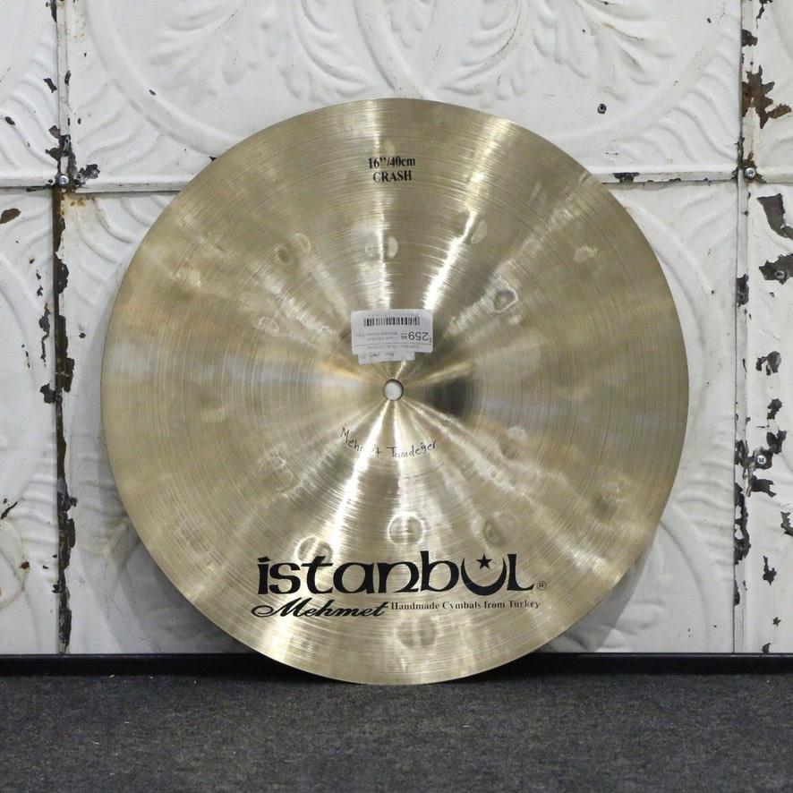 Istanbul Mehmet Istanbul Mehmet Hamer Classic Crash Cymbal 16in (972g)