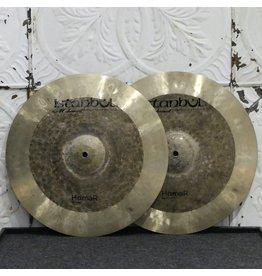 Istanbul Mehmet Istanbul Mehmet Hamer Hi-Hat Cymbals 15in (1224/1418g)