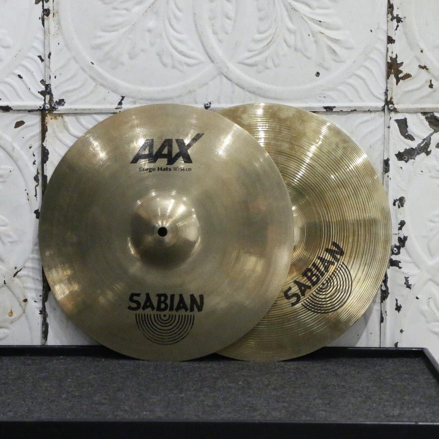 Sabian Used Sabian AAX Stage Hi-Hat 14in (1004/1486g)