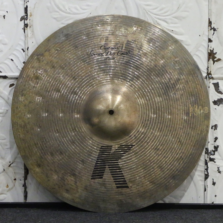 Zildjian Zildjian K Custom Special Dry Crash Cymbal 20in (1608g)