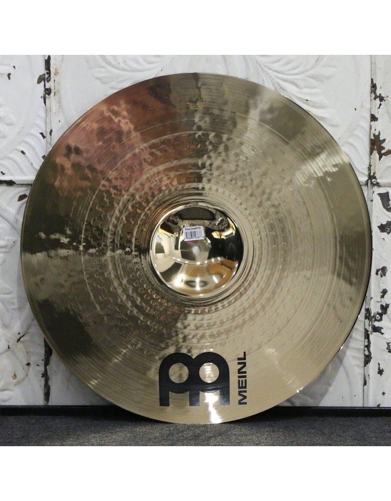 Meinl Meinl Pure Alloy Custom Medium Thin Crash Cymbal 20in