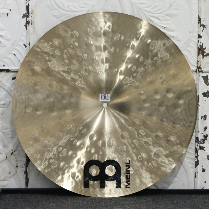 Meinl Meinl Byzance Traditional Extra Thin Hammered Crash 20in (1598g)