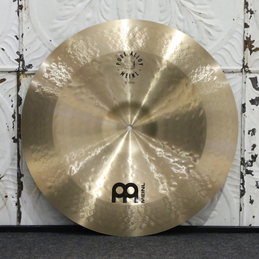 Meinl Meinl Pure Alloy Chinese Cymbal 18in (1290g)
