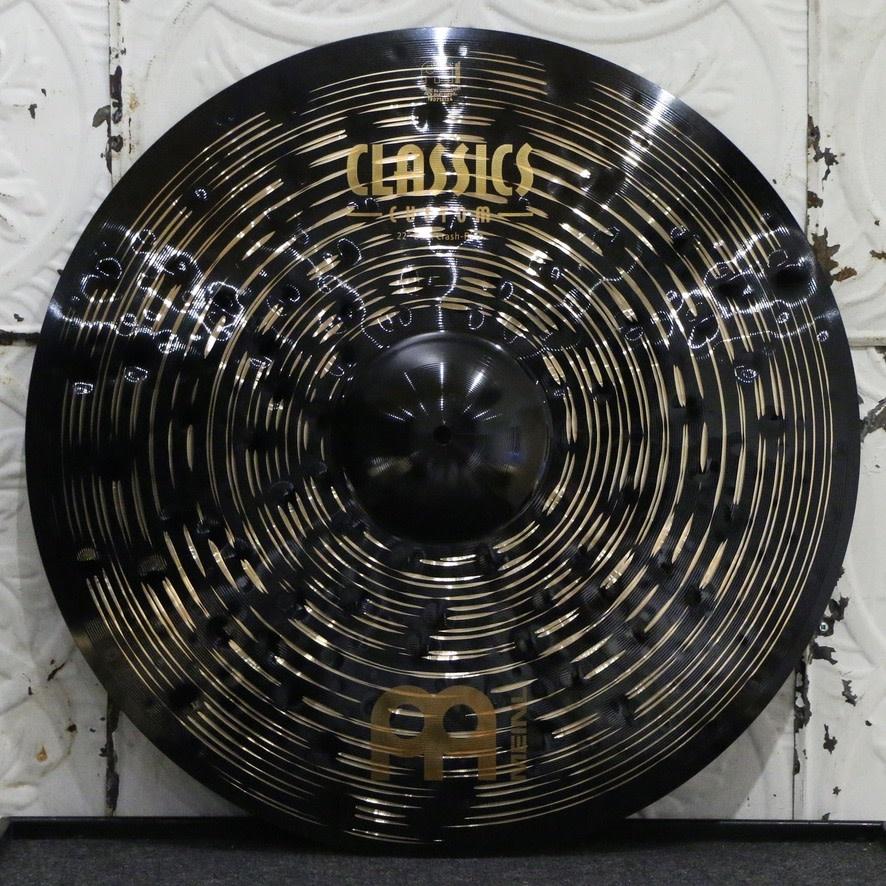 Meinl Meinl Classics Custom Dark Crash/Ride Cymbal 22in