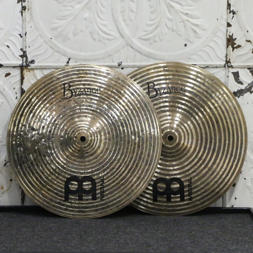Meinl Meinl Byzance Spectrum Hi-hat Cymbals 14in (1130/1556g)