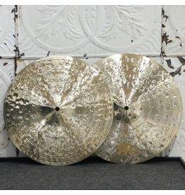 Meinl Meinl Byzance Foundry Reserve Hi-hat Cymbals 14in (980/1195g)