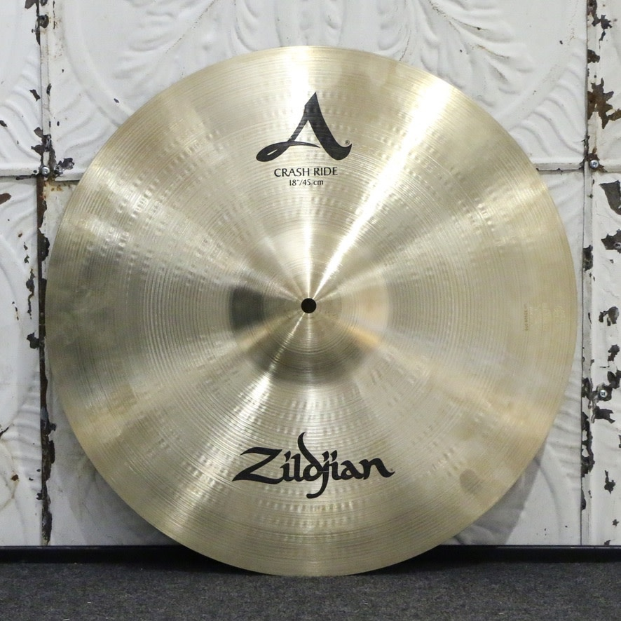 Zildjian Zildjian A Crash/Ride Cymbal 18in (1394g)
