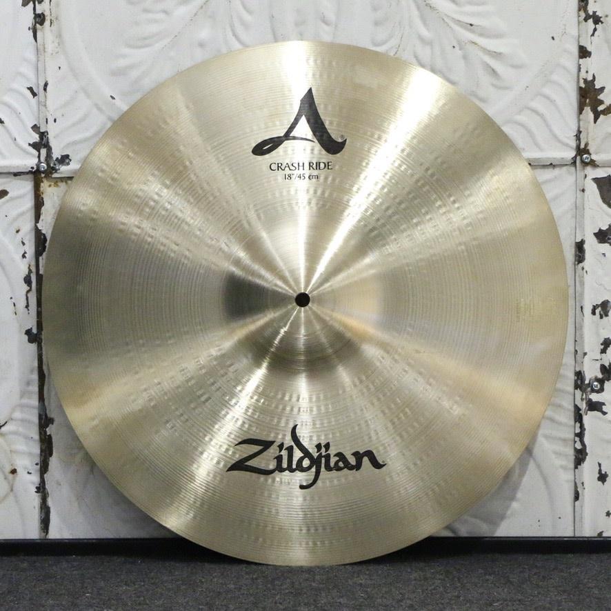 Zildjian Zildjian A Crash/Ride Cymbal 18in (1358g)