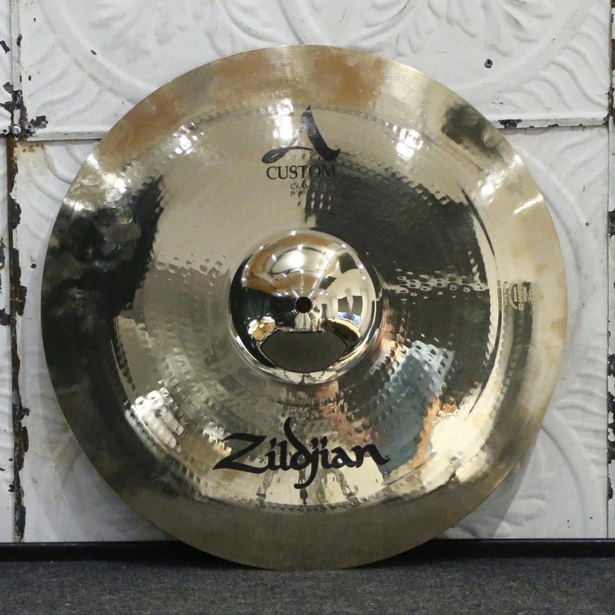 Zildjian Zildjian A Custom Crash Cymbal 16in (1010g)