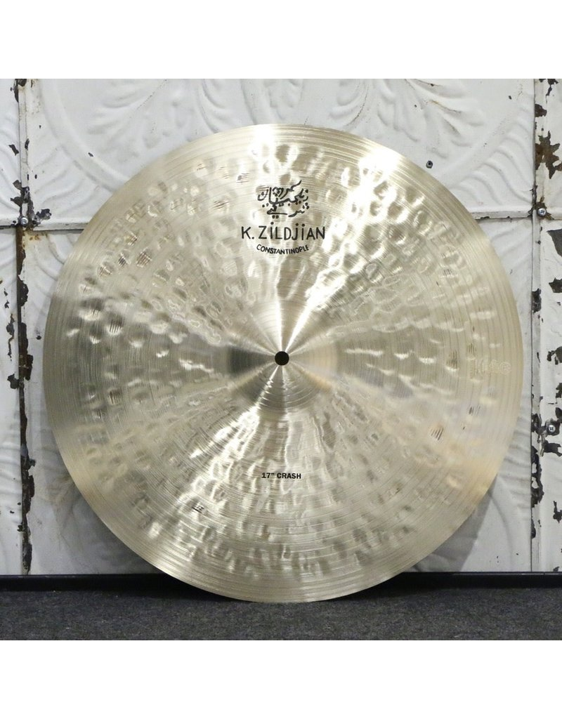 Zildjian Zildjian K Constantinople Crash Cymbal 17in (1198g)