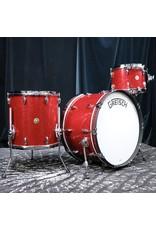 Gretsch Gretsch Broadkaster Drum Kit 24-13-16in - Red Glass