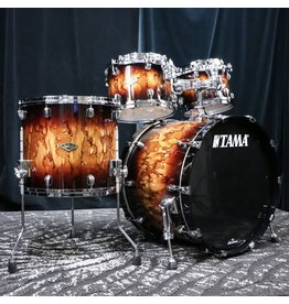 Tama Tama Starclassic Walnut/Birch Drum Set 22-10-12-16in - Molten Brown Burst