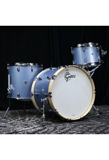 Gretsch Gretsch Brooklyn Drum Kit 22-13-16po - Satin Ice Blue Metallic
