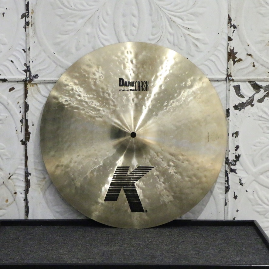 Zildjian Zildjian K Dark Thin Crash 17in (1136g)