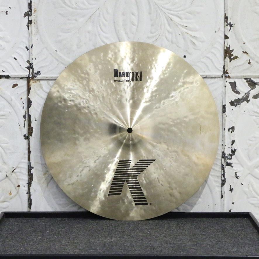 Zildjian Zildjian K Dark Thin Crash 17in (1188g)