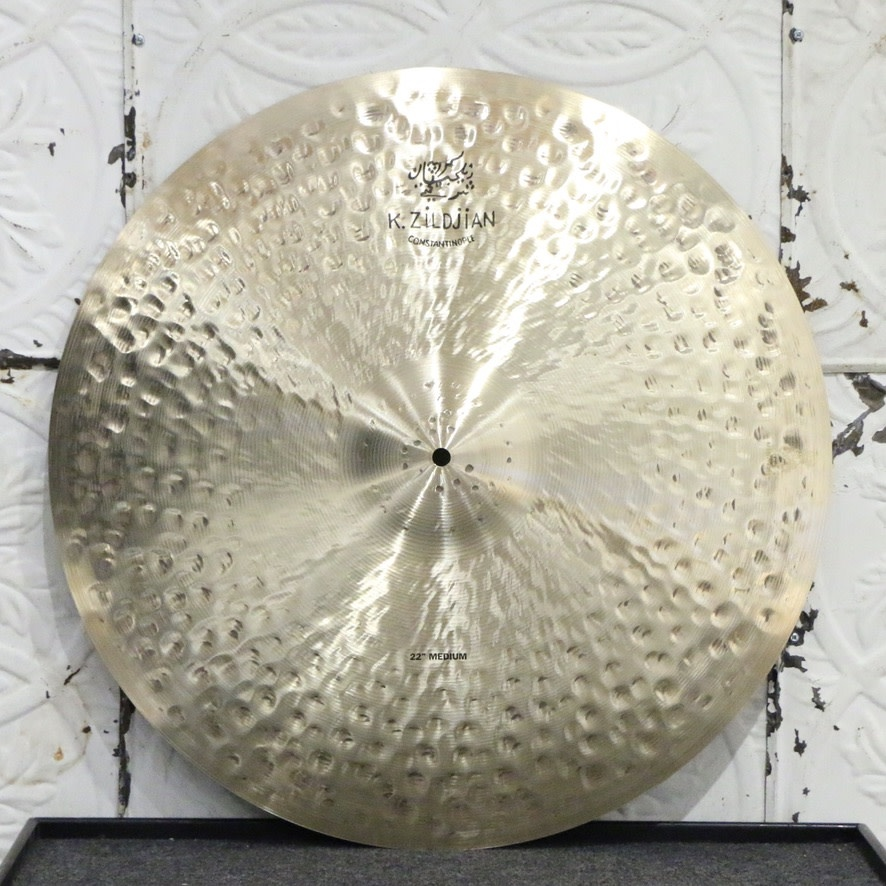 Zildjian Zildjian K Constantinople Medium Ride Cymbal 22in (2578g)