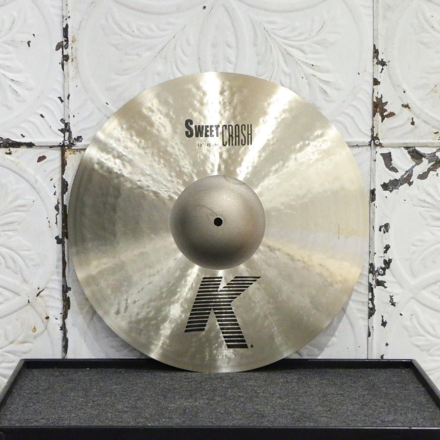 Zildjian Zildjian K Sweet Crash Cymbal 18in (1258g)