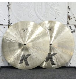 Zildjian Zildjian K Light Hi-Hat Cymbals 15in (1106/1358g)