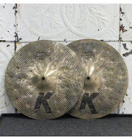 Zildjian Cymbales hi hat Zildjian K Custom Special Dry 14po (956/1370g)