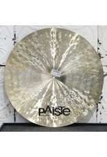 Paiste Paiste Masters Dark Ride Cymbal 22in (2636g)