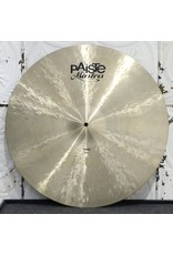 Paiste Paiste Masters Thin Crash/Ride Cymbal 22in (2105g)