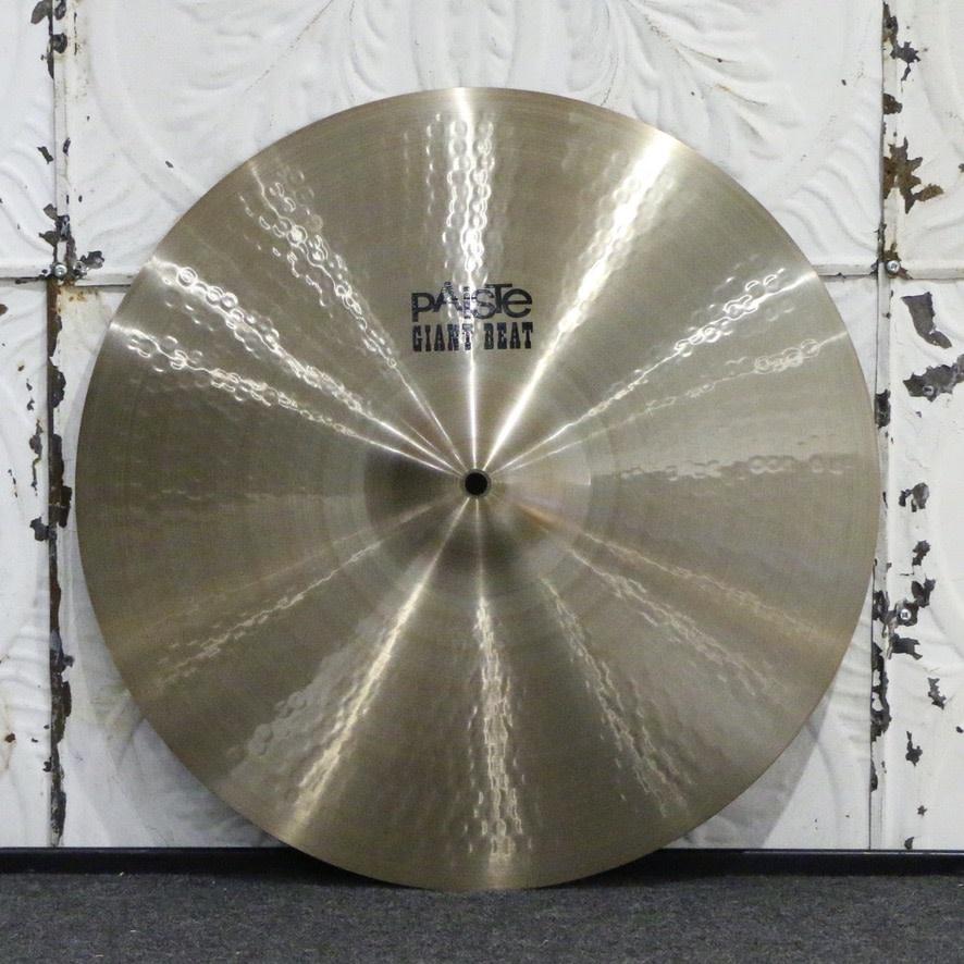Paiste Paiste Giant Beat Crash/Ride Cymbal 18in (1340g)