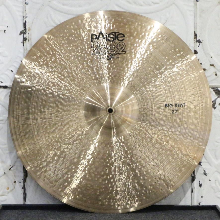 Paiste Paiste 2002 Big Beat Crash/Ride Cymbal 22in (2224g)