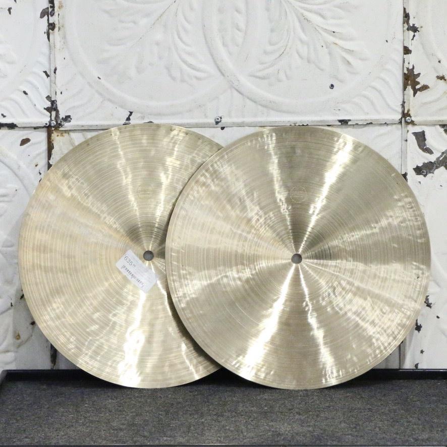 Paiste Paiste Masters Dark Hi-Hat Cymbals 14in (762/1154g)