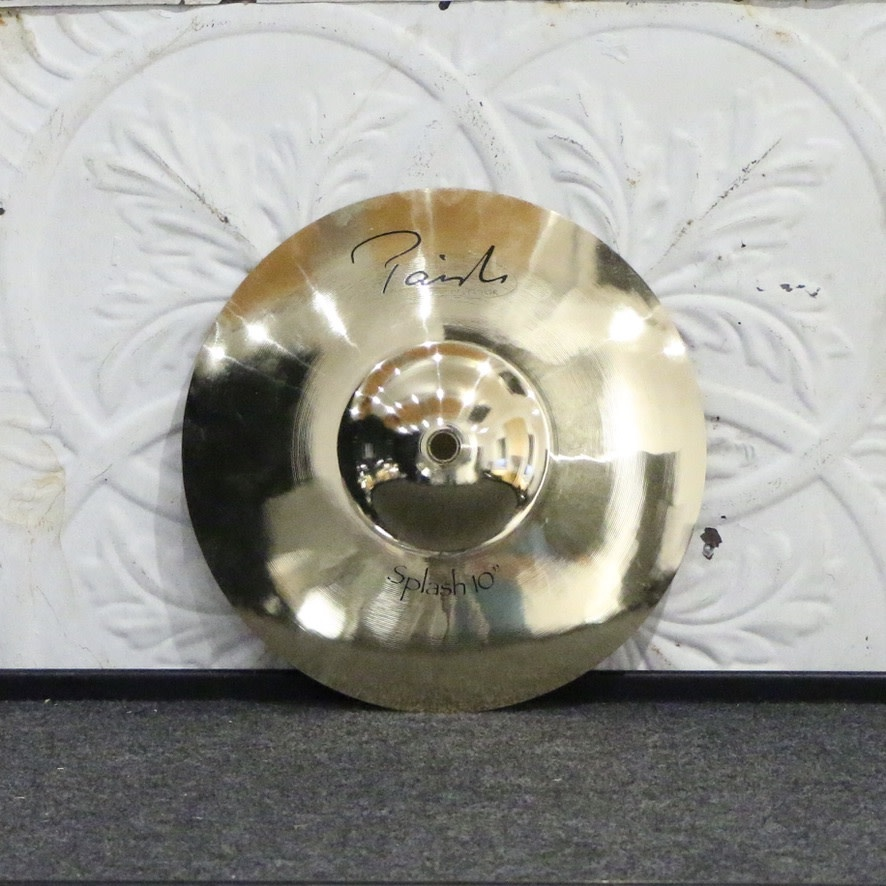 Paiste Paiste Signature Reflector Splash Cymbal 10in (264g)