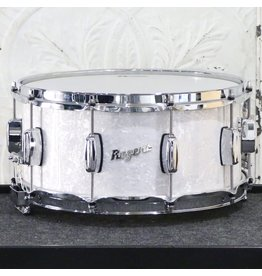 Rogers Caisse claire Rogers Dyna-Sonic 14X6.5po - White Marine Pearl
