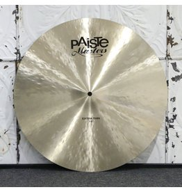 Paiste Paiste Masters Extra Thin Crash Cymbal 19in (1302g)