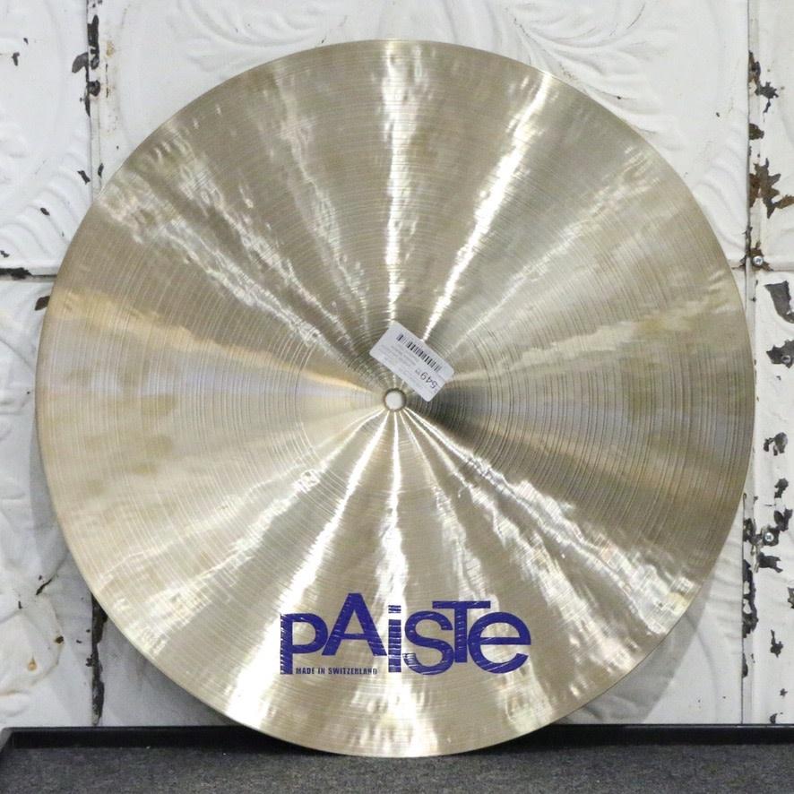 Paiste Paiste Masters Mellow BlueBird Ride Cymbal 20in (2232g)
