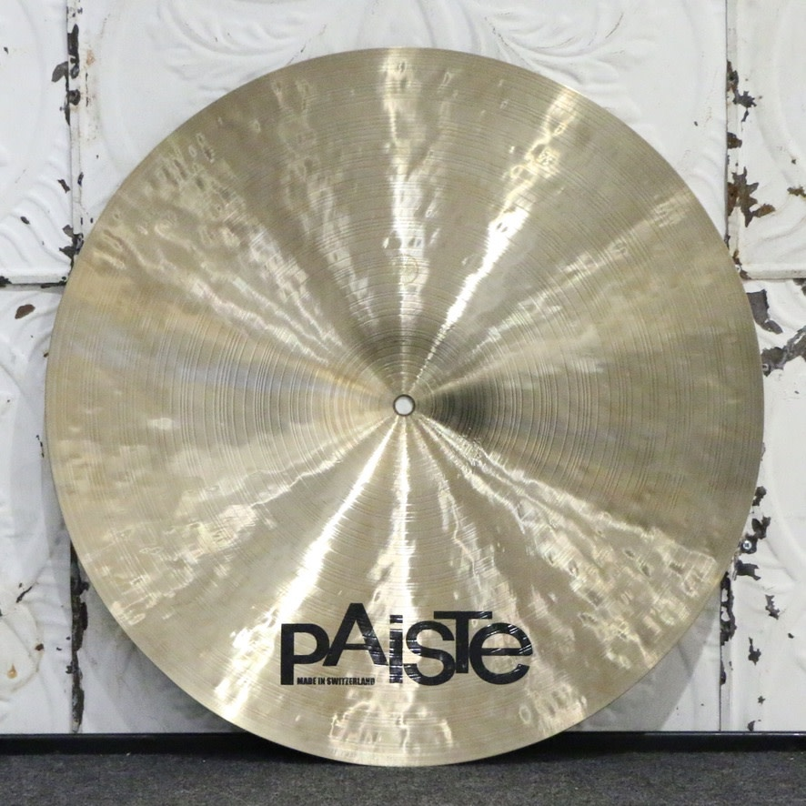 Paiste Paiste Masters Medium Ride Cymbal 20in (2388g)