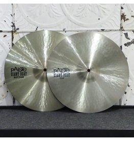 Paiste Cymbales hi hat Paiste Giant Beat 14po (798/1014g)