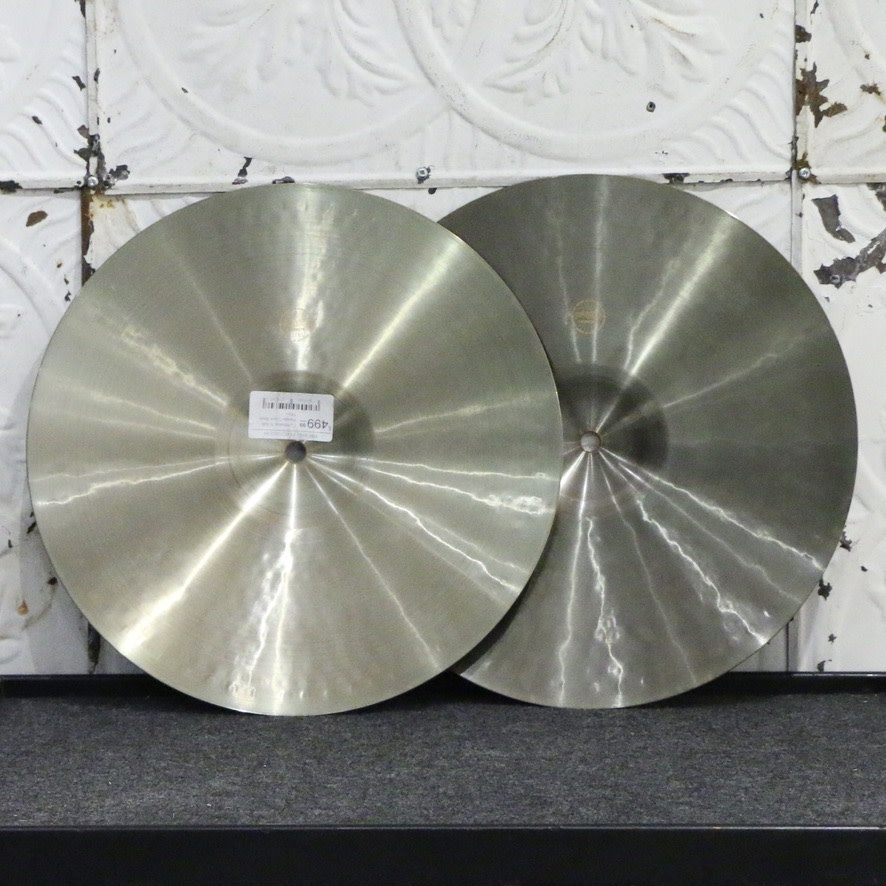 Paiste Paiste Giant Beat Hi-Hat Cymbals 14in (798/1014g)