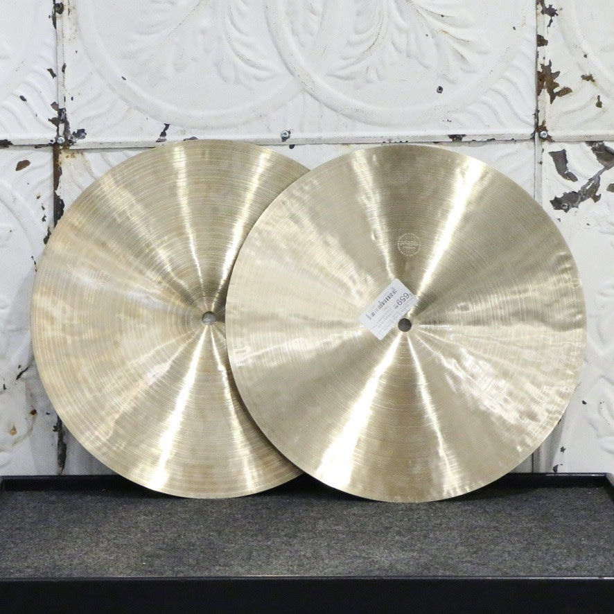 Paiste Paiste Masters Thin Hi-Hat Cymbals 14in (626/826g)