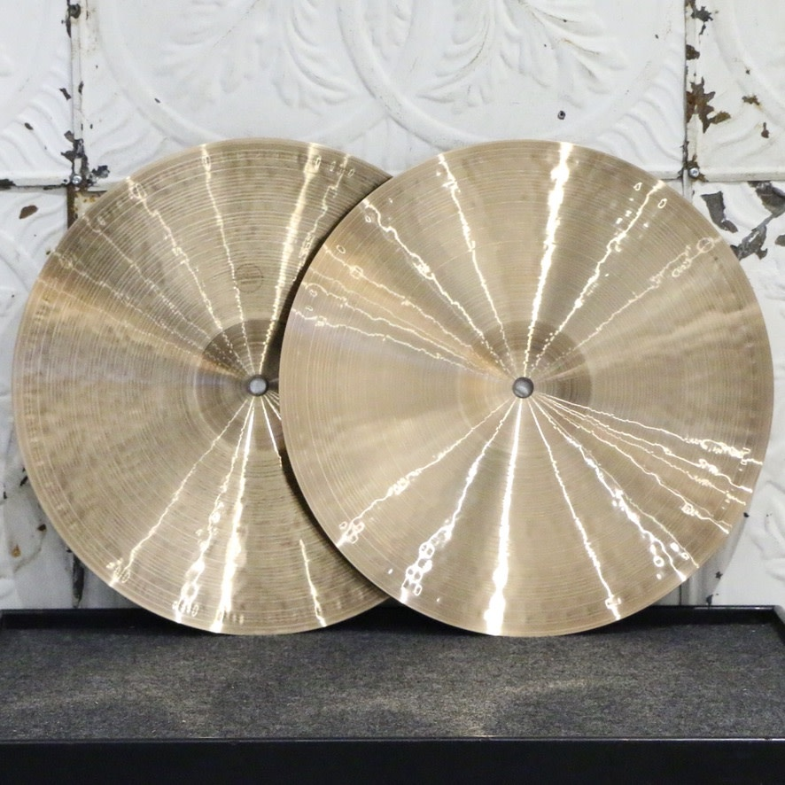 Paiste Paiste 2002 Big Beat Hi-Hat Cymbals 15in (806/952g)