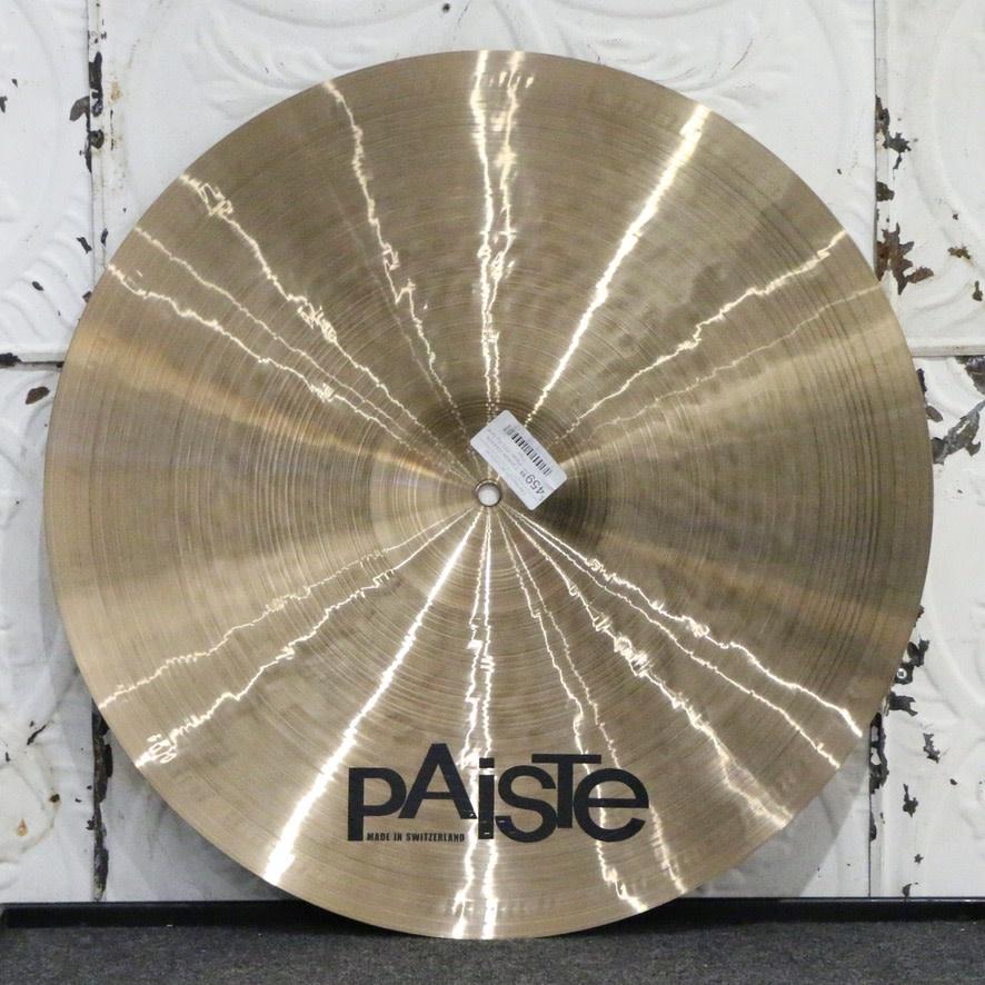 Paiste Paiste 2002 Big Beat Crash/Ride Cymbal 21in (1850g)