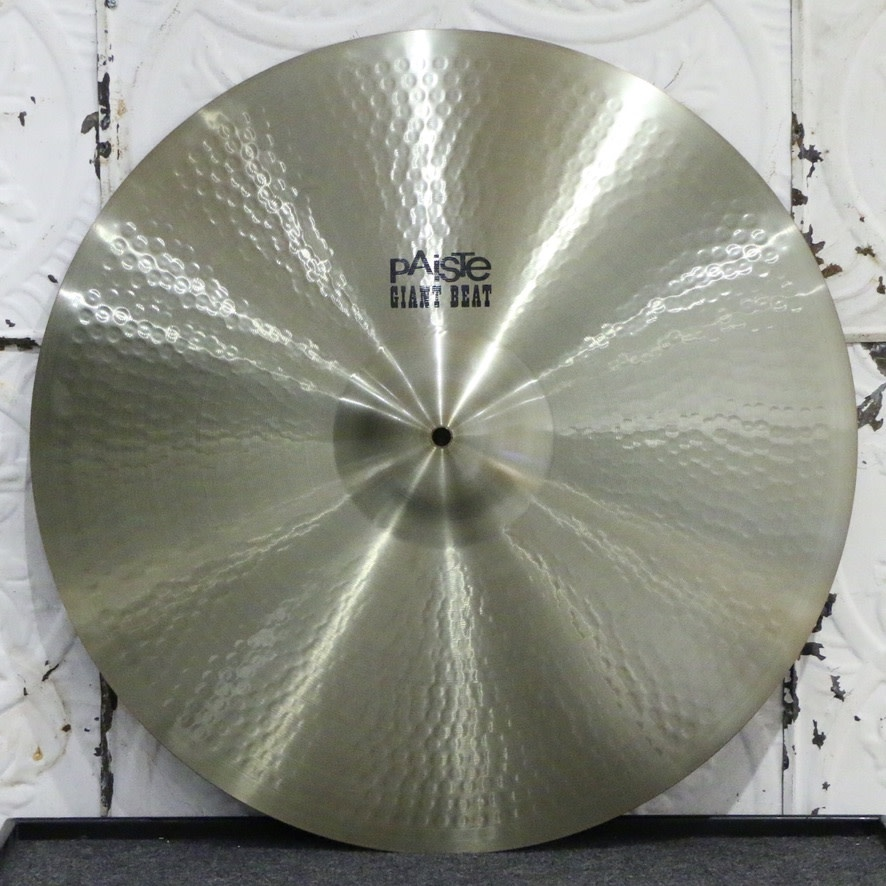 Paiste Paiste Giant Beat Crash/Ride Cymbal 22in (2400g)