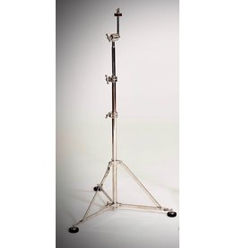 A&F Drum Co A&F Nickel Straight Cymbal Stand