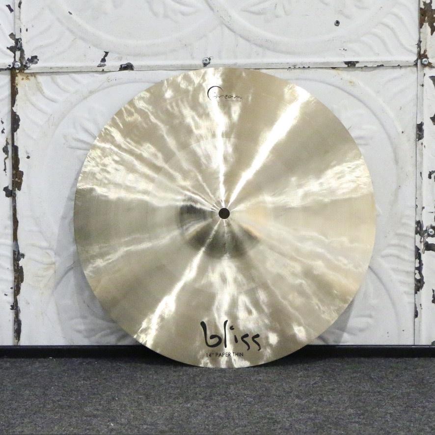 Dream Dream Bliss Paper Thin Crash Cymbal 14in (624g)