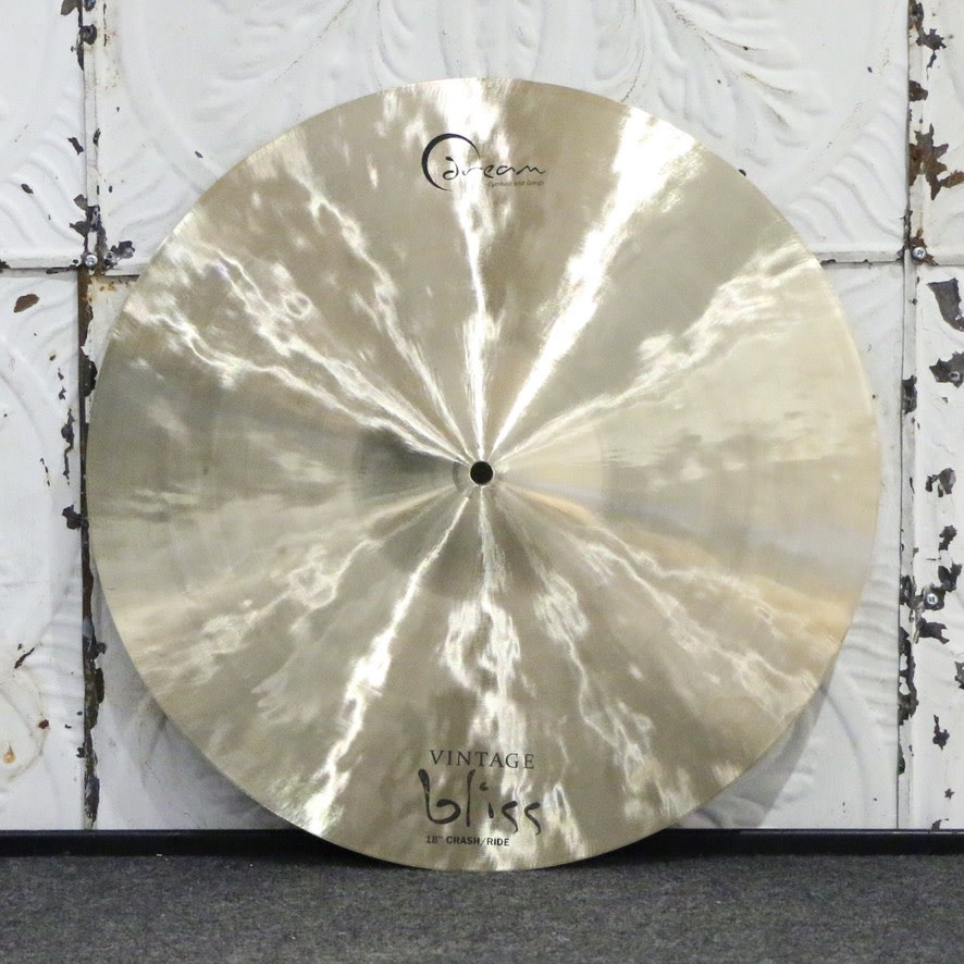 Dream Dream Vintage Bliss Crash/Ride Cymbal 18in (1496g)