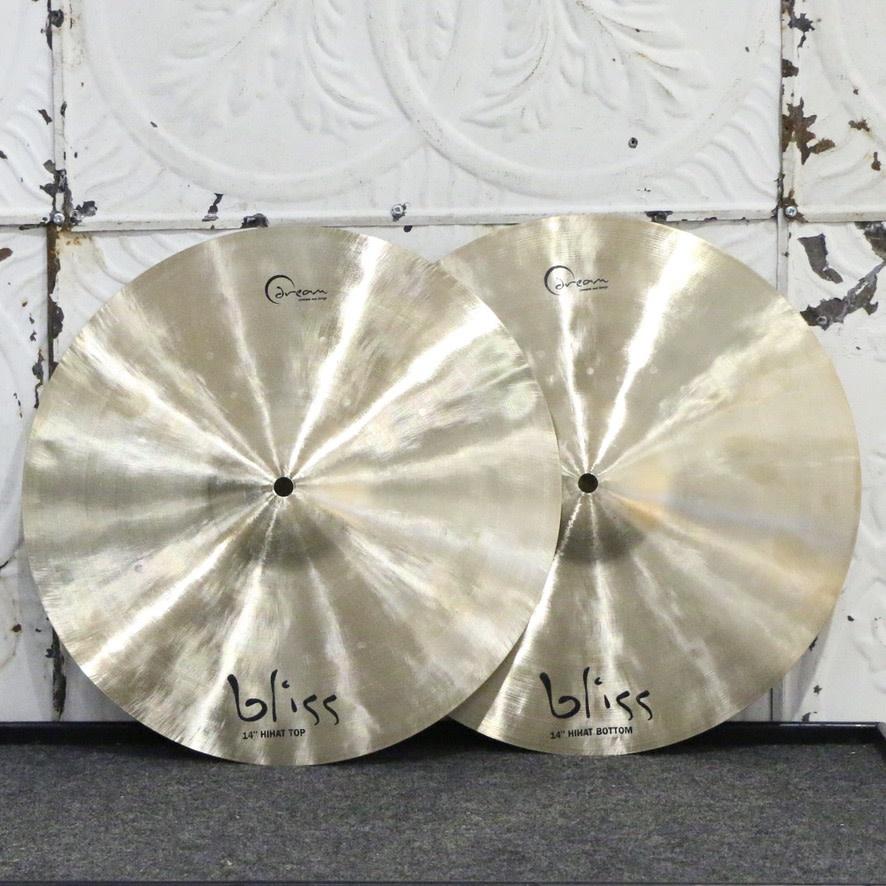 Dream Dream Bliss Hi-hat Cymbals 14in