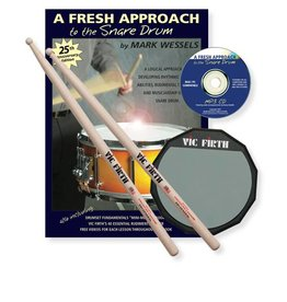 Vic Firth Vic Firth Fresh Approach Starter Pack