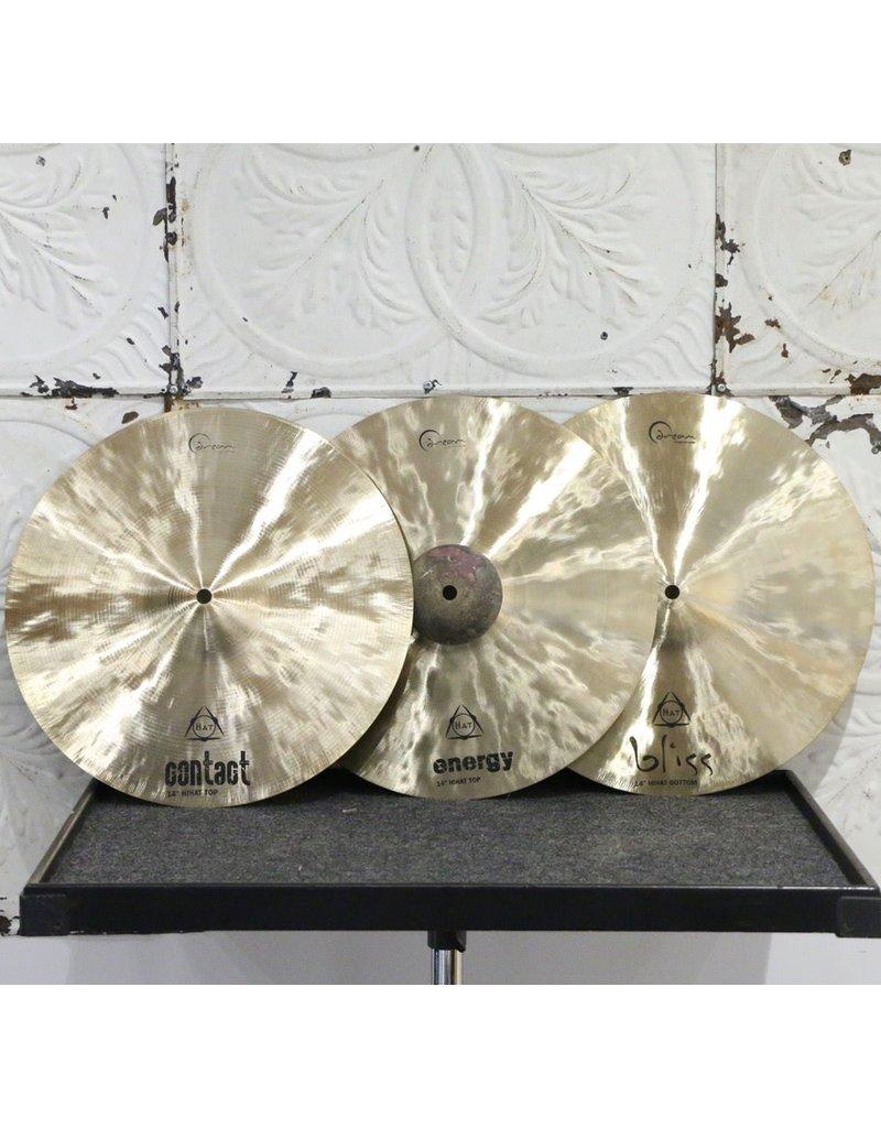 Dream Dream TriHat Elements Hi-hat Cymbals 14in