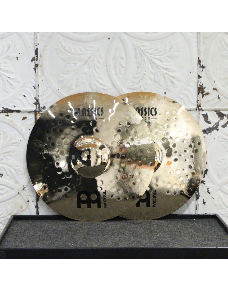 Meinl Meinl Classics Custom Brilliant Medium Hi-Hat 15in (1256/1498g)