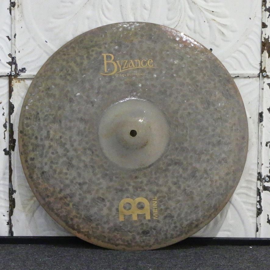 Meinl Meinl Byzance Extra Dry Thin Crash Cymbal 17in (1074g)