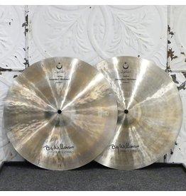 Istanbul Mehmet Cymbales hi-hat Istanbul Mehmet Tony Williams Tribute 15po (1134/1348g)